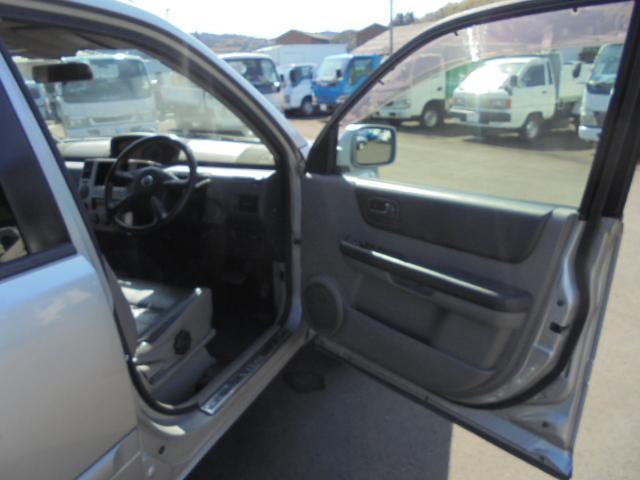 Xtt 4WD カブロンシート スマートキー シートヒーター(12枚目)