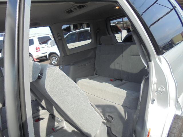スズキ グランドエスクード ベースグレード 切り替え式4WD 7人乗り 木目調パネル