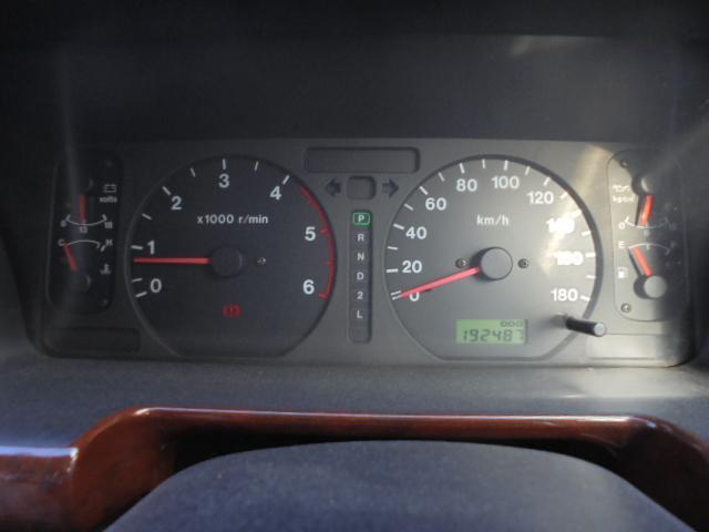 プレジール ロング 4WD キーレス タイミングベルト交換済(20枚目)