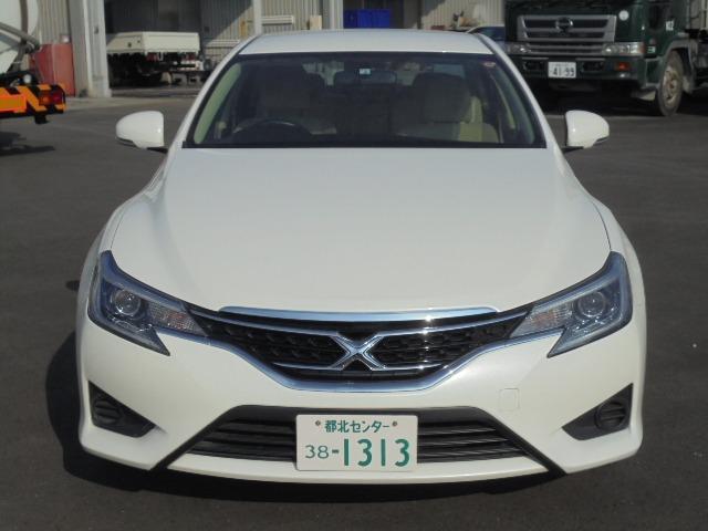 250G Fパッケージ ワンオーナー車・メモリーナビ・地デジフルセグTV・DVD再生・Bluetooth・純正キーレス・オートAC・HIDヘッドライト(8枚目)