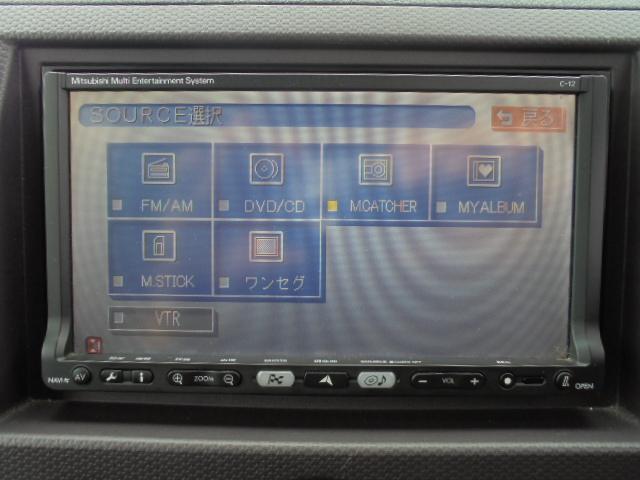 ナビエディションXR 背面タイヤ オートマ車(20枚目)