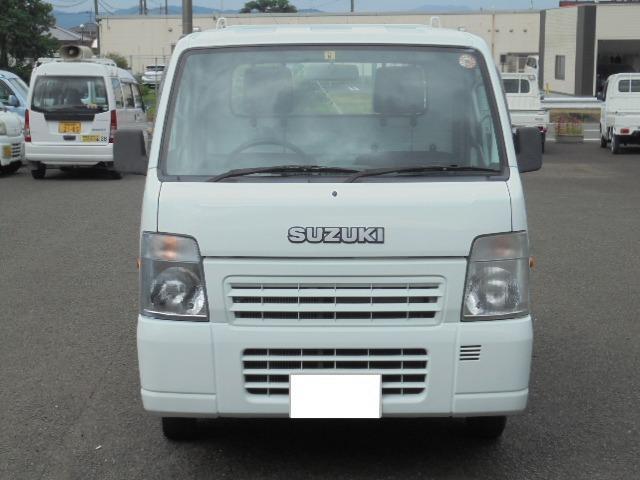 「スズキ」「キャリイトラック」「トラック」「宮崎県」の中古車6