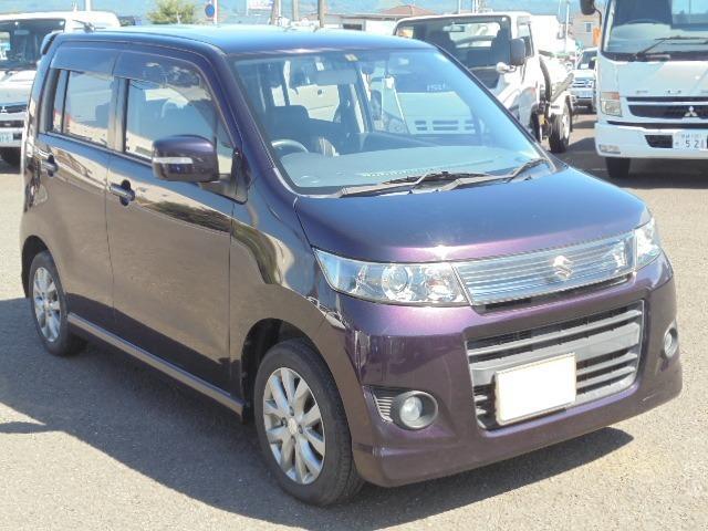「スズキ」「ワゴンRスティングレー」「コンパクトカー」「宮崎県」の中古車10