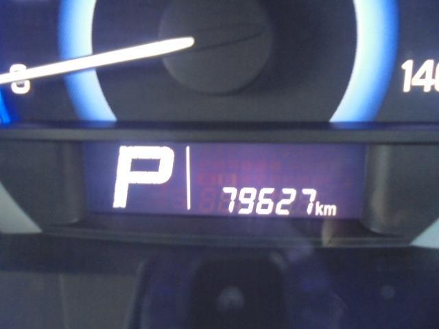走行79,627キロ。