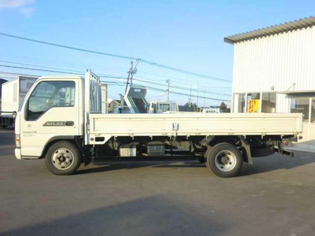 日産 アトラストラック 2.0t ロング平ボディ ETC ABS