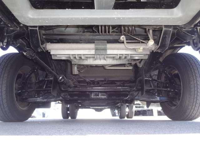 0.85t平ボディ フル装備 ETC オートマ 車検整備付き(13枚目)
