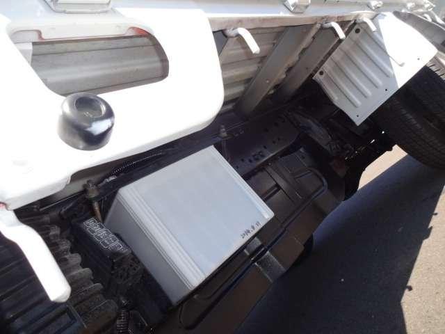 0.85t平ボディ フル装備 ETC オートマ 車検整備付き(14枚目)