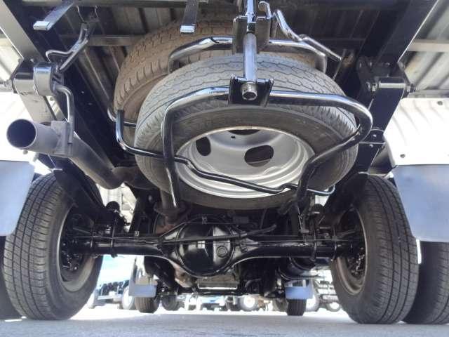0.85t平ボディ フル装備 ETC オートマ 車検整備付き(15枚目)