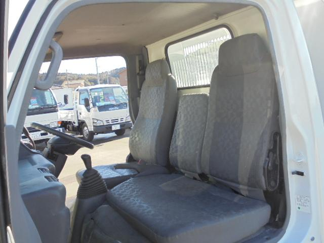 いすゞ エルフトラック 2.0t低床ダンプ