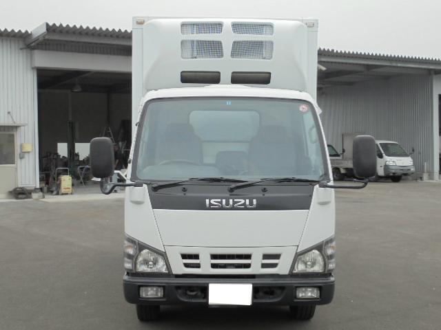 いすゞ エルフトラック 2.0t 冷凍冷蔵車 スタンバイ付き