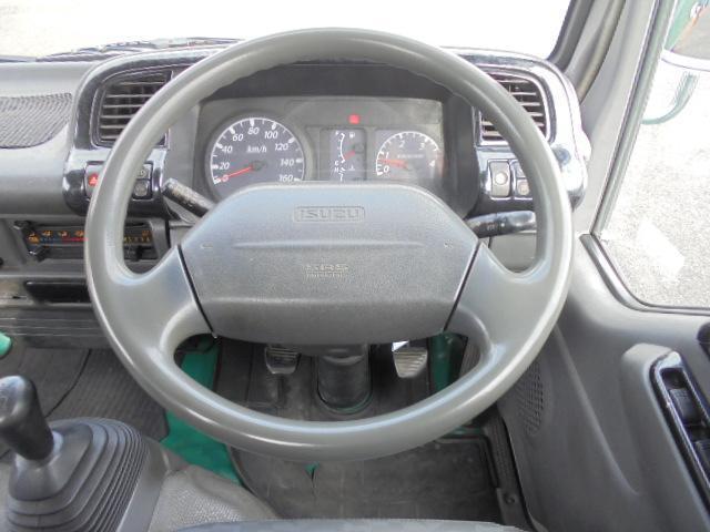 1.8tバキュームカー グー鑑定車 5速ミッション(12枚目)