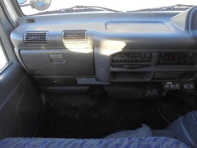 いすゞ エルフトラック Wキャブ 1.25t 5速マニュアル 前席パワーウィンドウ