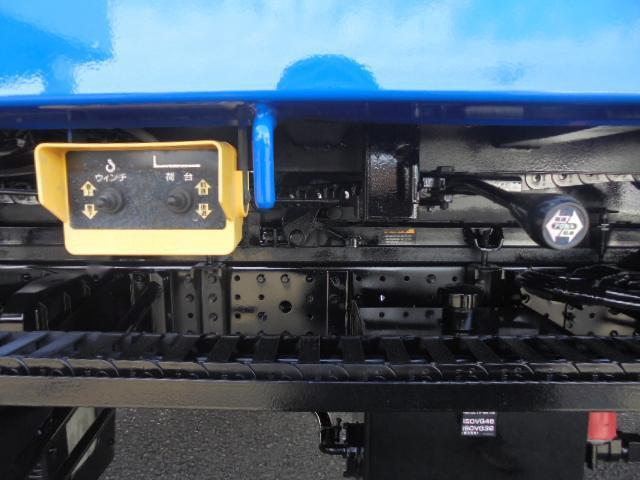 グー鑑定車 2.0t 積載車 ラジコンウインチ ETC(41枚目)