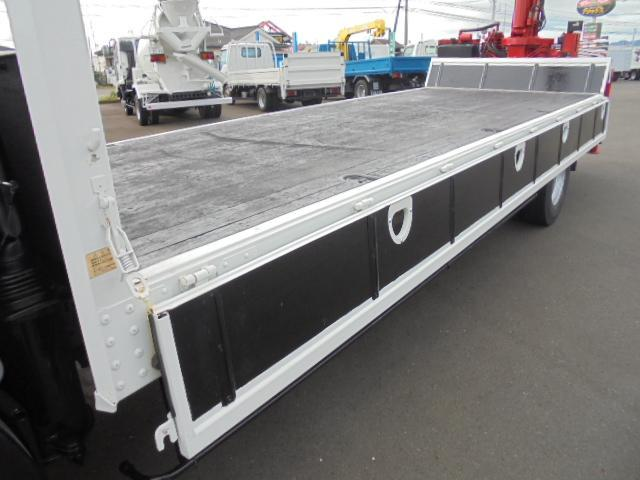 荷台長さ556×幅215cmです。