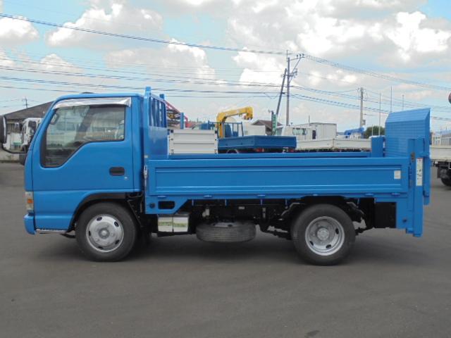 いすゞ エルフトラック 2.95t 垂直ゲート 5速ミッション ETC