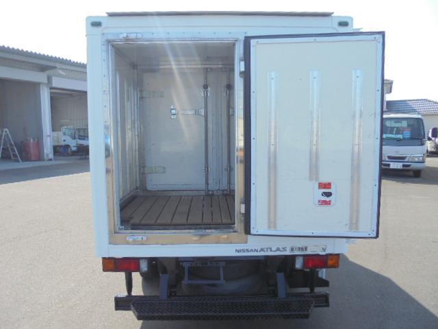 冷凍冷蔵庫 マイナス30度 5速ミッション 3ペダル(36枚目)