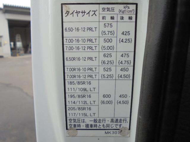2t 3段クレーン 最大吊り荷重2.33t 5速ミッション(20枚目)