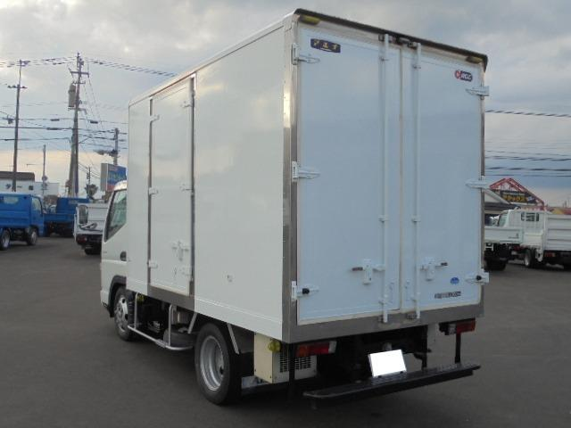 2.0t ディーゼル 冷蔵冷凍車 スタンバイ付き(8枚目)