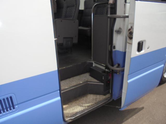 SX 26人乗り ディーゼル 自動ドア ワンオーナー(5枚目)