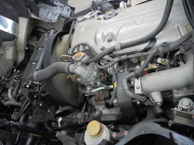 原動機の型式:4M42(130PS)