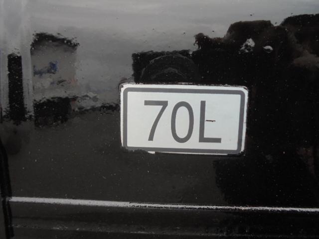 燃料タンク70Lです。