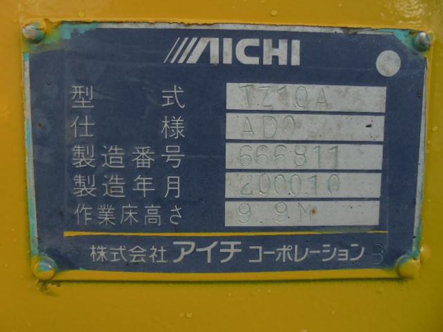 アイチコーポレーション製TZ10A。