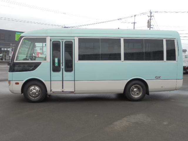 三菱ローザ・マイクロバス26人乗り自動ドア付きを入荷しました!!