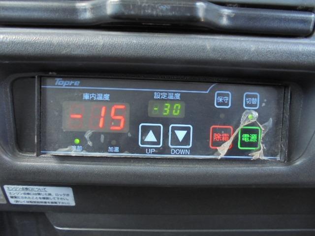 上物:東プレ製-30〜+30度設定。