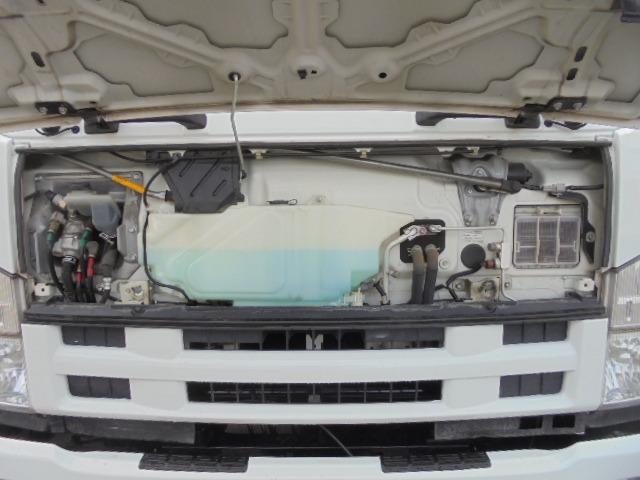 3.6tダンプ ディーゼル車 6速マニュアル車 走行距離63715km 左側電動格納ミラー 手動コボレーン 集中ドアロック(9枚目)