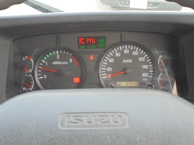 3.6tダンプ ディーゼル車 6速マニュアル車 走行距離63715km 左側電動格納ミラー 手動コボレーン 集中ドアロック(16枚目)