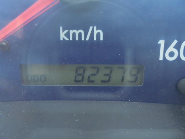 走行82,379キロ。