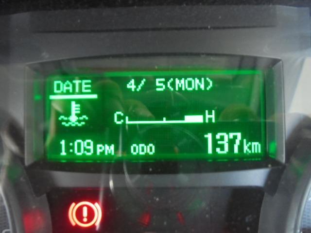 2.0tディーゼル Wキャブ 走行距離137km 衝突被害軽減ブレーキサポート レーンアシスト 車両安定制御装置付き 5速マニュアル車 キーレス(22枚目)