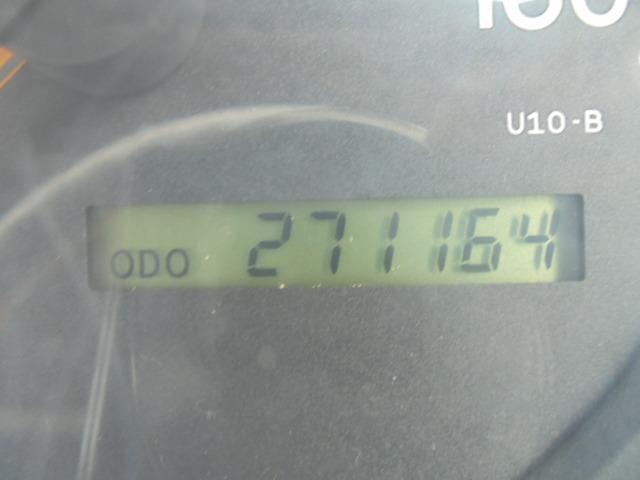 走行271,164キロ。
