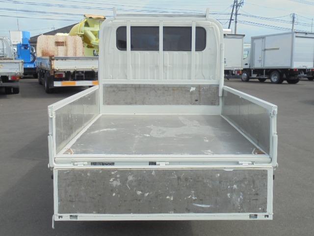 荷台長さ208×幅160cmです。