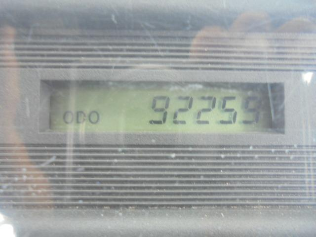 走行92,259キロ。