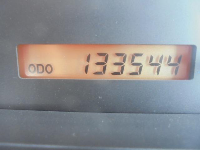 走行133,544キロ。