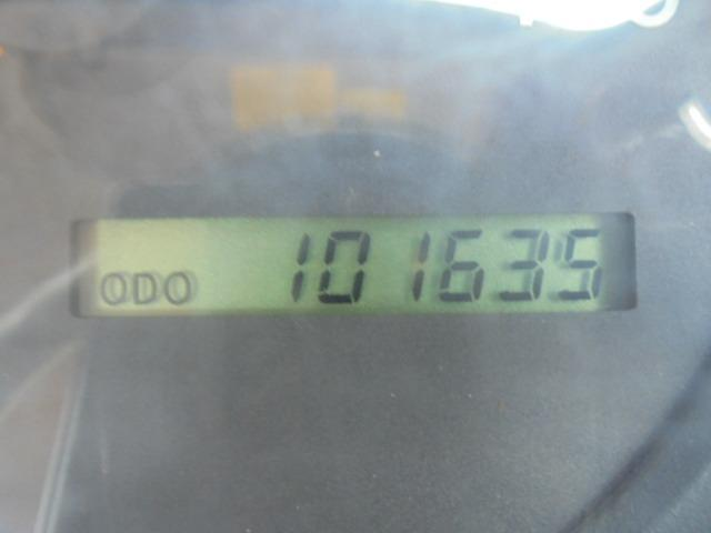 走行101,635キロ。