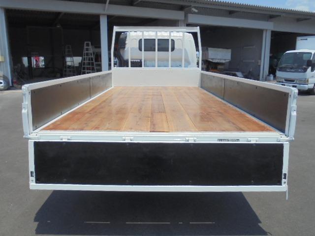 荷台長さ434×幅208cmです。