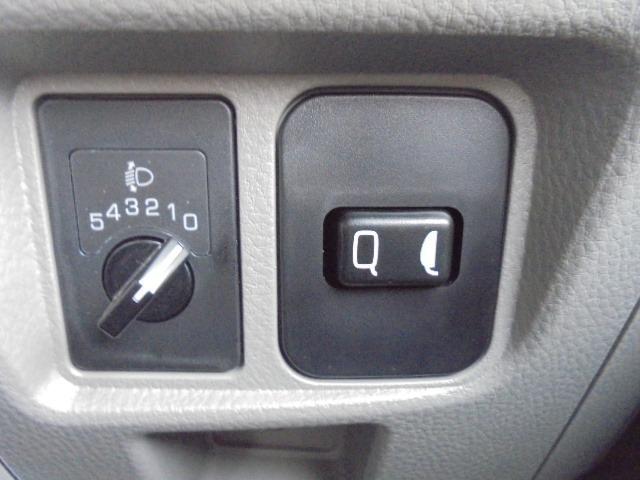 3.25t ディーゼル フラトップ積載車 衝突被害軽減ブレーキサポート 車線逸脱警報装置 車両安定制御装置 上物ラジコン付き メッキパーツ キーレス 5速マニュアル車(21枚目)