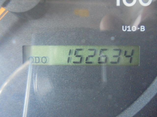 走行152,634キロ。