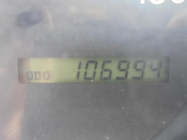 走行106,994キロ。