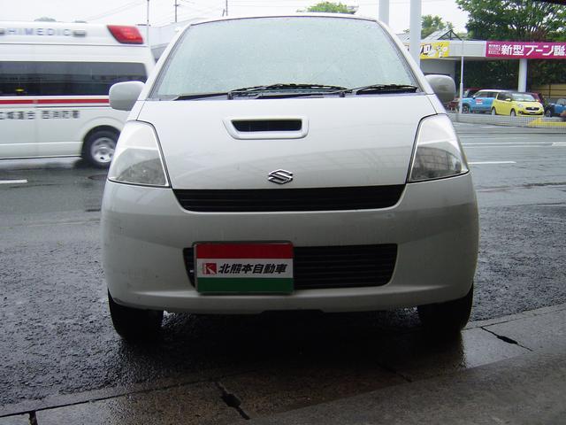 「スズキ」「MRワゴン」「コンパクトカー」「熊本県」の中古車2