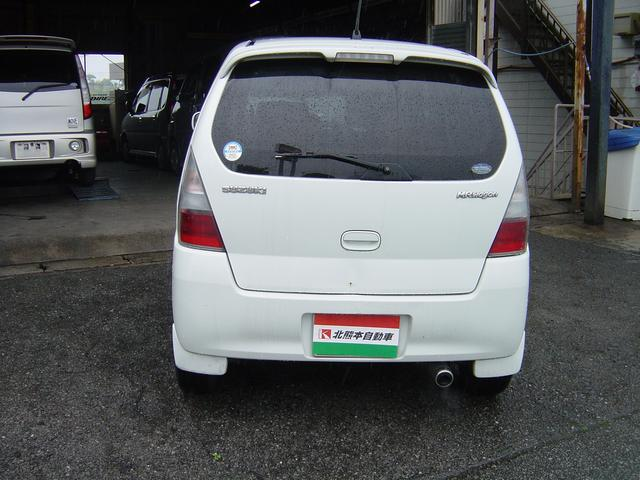 「スズキ」「MRワゴン」「コンパクトカー」「熊本県」の中古車5