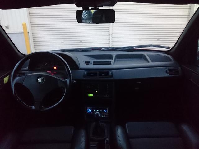アルファロメオ アルファ155 V6リミテッドバージョン 等長フロントパイプ