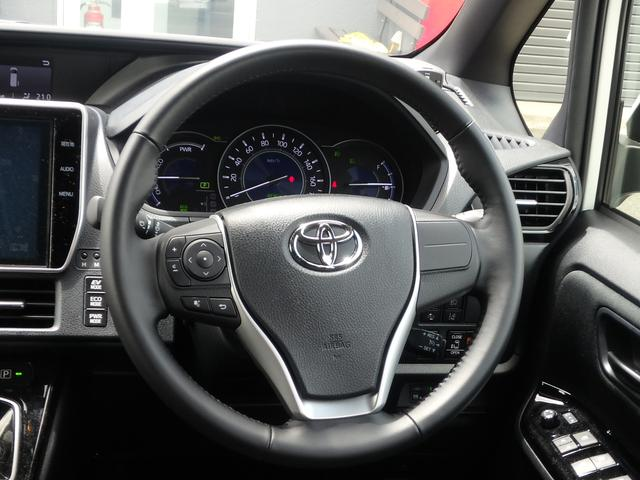 トヨタ ヴォクシー ハイブリッドZS ナビ 12インチフリップダウンモニター
