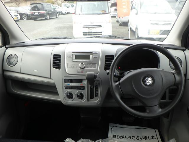 スズキ ワゴンR FX キーレス CD イモビライザー フルフラット