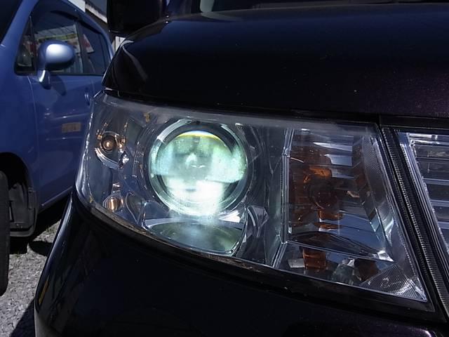 スズキ ワゴンRスティングレー X スマートキー HIDライト