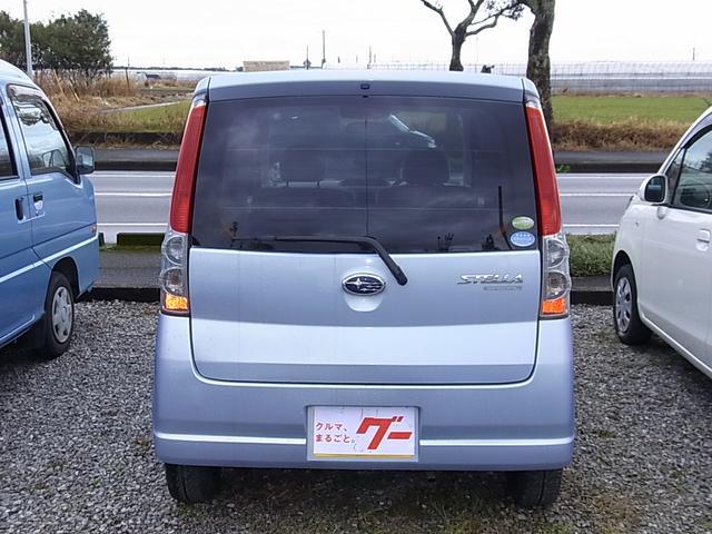 スバル ステラ Lスペシャル CVT車 ETC