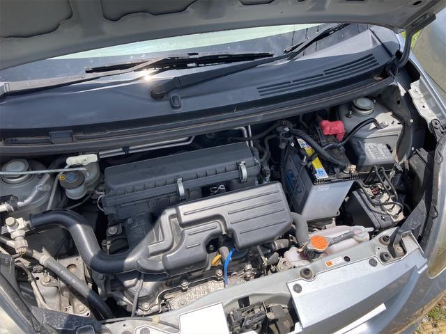 L アイドリングストップ キーレス CDデッキ CVT車 ABS Wエアバック 走行37758km(25枚目)