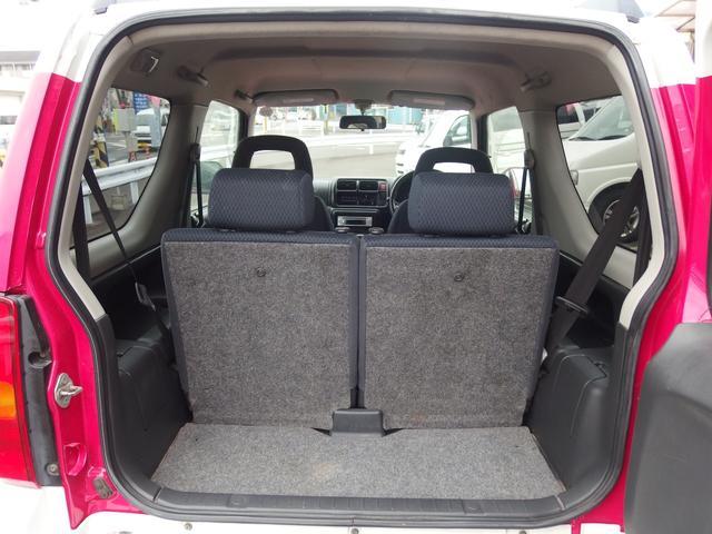スズキ ジムニー XC 4WD オートマ車 純正アルミ キーレス ABS